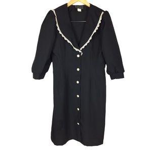 Vintage 60's midi dress